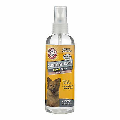 3-Pack Arm & Hammer Clinical Care Odorless & Flavorless Dental Spray For Dogs
