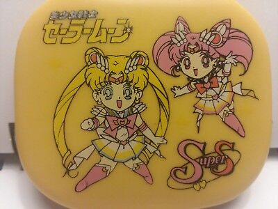 Sailor Moon Compact With Comb And Mirror