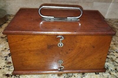 """Antique """"New Home"""" Battery No. 4 Quack Medical Device by Montgomery Ward Co."""