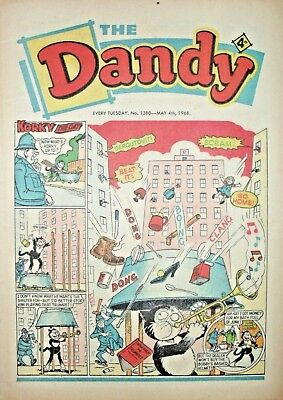 DANDY COMIC - 4th MAY 1968
