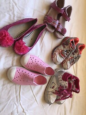 Bulk Lot Of Girls Shoes 99c -No Reserve!