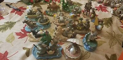 """Charming Tails Lot Set of 14 """"beach tyle"""""""