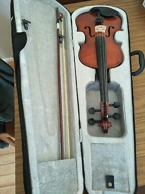 4/4 Violin - Good For Beginners,  Brand Unknown