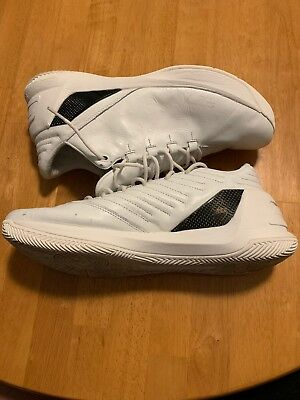 ce9ec6fe274 ... good under armour curry 3 low lux white sz 11.5 0abc4 0c1bc