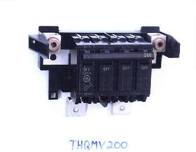 GE ENERGY INDUSTRIAL SOLUTIONS 200A Main Breaker Kit THQMV200D