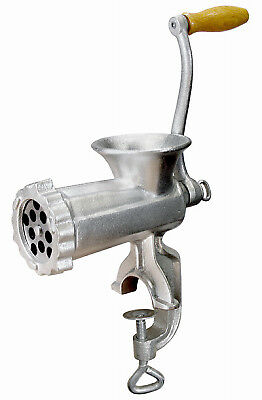 WESTON PRODUCTS LLC #8 Heavy-Duty Manual Meat Grinder and Sausage Stuffer