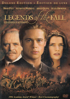 Legends Of The Fall (Deluxe Edition) (Bilingual) (Dvd)