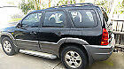 Mazda Tribute 2004 4WD SUV not on road.