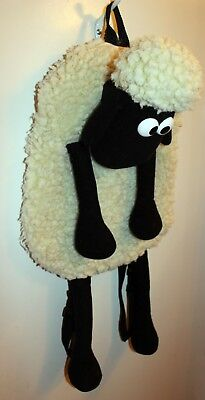 Shaun the Sheep Backpack Rucksack Strap Bag Wallace & Gromit Collectable Aardman