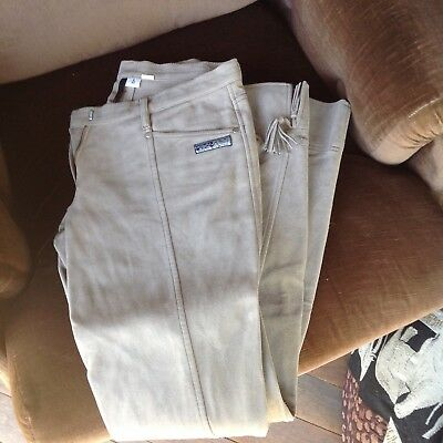 Tuk-Tuk Riding Pants Ladies size 10 CLARINO