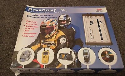 Starcom 1 Motorcycles Intercom
