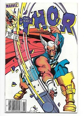 The Mighty Thor #337 Bronze Age 1st Beta Ray Bill VF