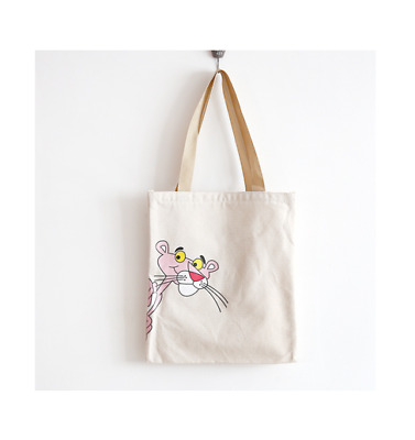 NEW PINK PANTHER Tote Shoulder Shopping Bag 010 us un7