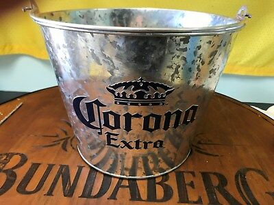 CORONA EXTRA Beer Ice Bucket NEW & UNUSED Bulk DISCOUNT FREE POST
