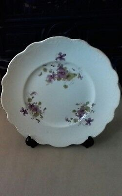 "Vintage Myott.Son & Co Imperial Semi Porcelain 10"" Plate"