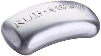 Amco Rub-A-Way Bar, Stainless Steel (Single|1)