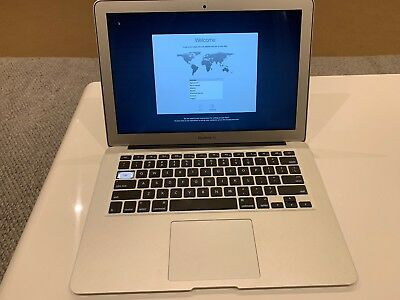 MacBook Air 13in 128GB MMGF2X/A *** Tab Key Needs Attention *** 128 SSD
