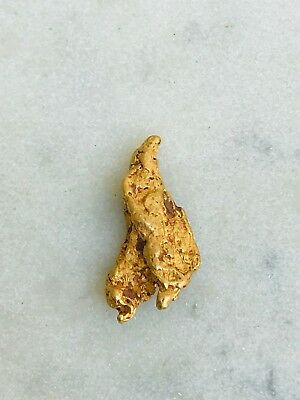 Organic Uncleaned Cue WA Gold Nugget Near Pure 98.13 % Purity