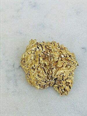 W.A Natural Gold Nuggets from Pilbara Regions 96.4 % Purity