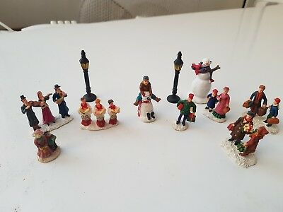 lemax christmas village figures