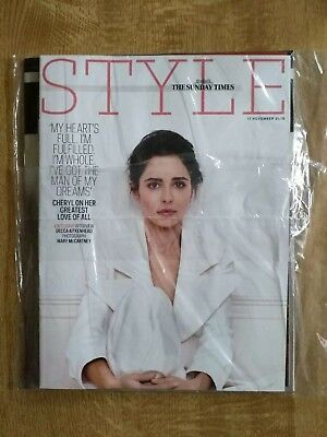 The Sunday Times Style And Culture Magazines Cheryl Cole and fantastic beasts