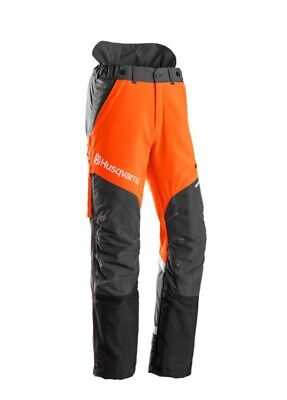 Husqvarna Technical Protective Chainsaw Trousers, Class 1, Type A, Size L