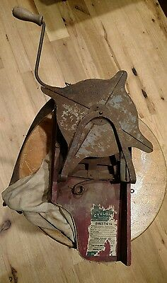 Vintage / Country The Cyclone Seed Sower pat.1902 - 1905