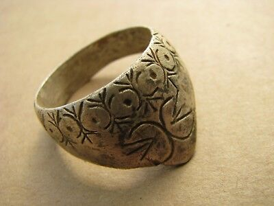 Roman Legionary Archer Silver Ring