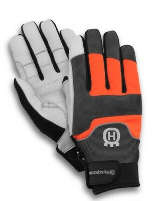 Husqvarna Technical Protective Chainsaw Gloves, Size 10, brand new with tags