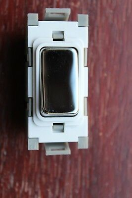 New And Sealed Deta G3501 10A 1 Way Grid Switch