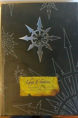 Warhammer - Liber Chaotica - Vol. 1-5 - Hardcover - Buch/Book - Games Workshop