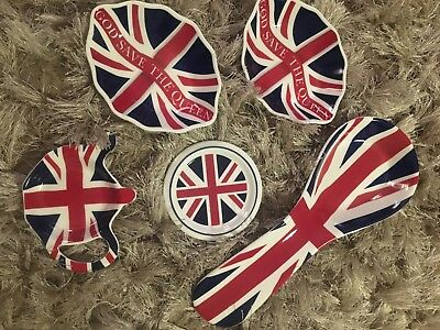 the royal collection china Set - Union Jack