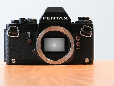 pentax lx with winder and 40-80mm f2.8 lens