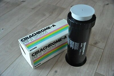 Ilford Cibachrome A Print System Daylight Developing Drum