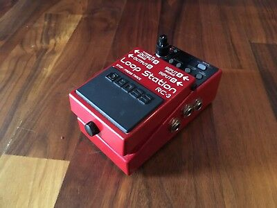 Boss Loop Station RC-3, Sehr guter Zustand, in OVP