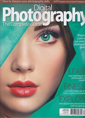 Digital Photography The Complete Guide Volume 25