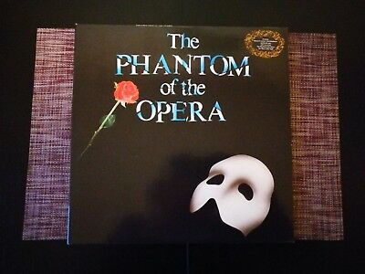 The Phantom of the Opera - LLoyd Webber - Sarah Brightman - 2 LP - 1st Press