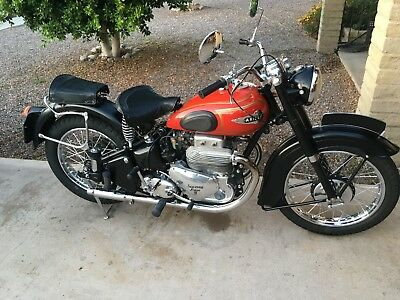 1952 Other Makes Ariel Square Four  1952 ARIEL SQUARE FOUR ALL NEW