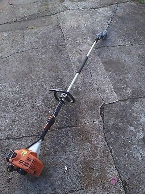 Long Stihl Pole Hedge Cutter / Trimmer With Husqvarna Oil