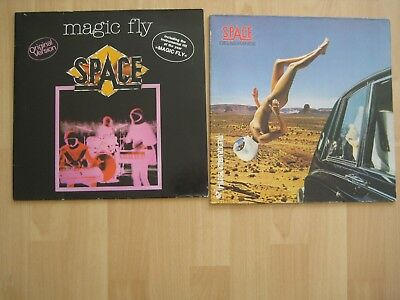 "2 x Space - ""Magic Fly""(1977) & ""Deliverance""(1978)"