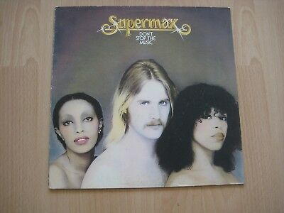 "Supermax - ""Don`t Stop The Music"""
