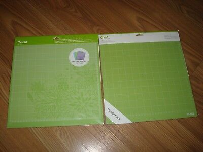 Cricut Tools Accessories Variety 3 Pack Adhesive Cutting Mat 12 x 12
