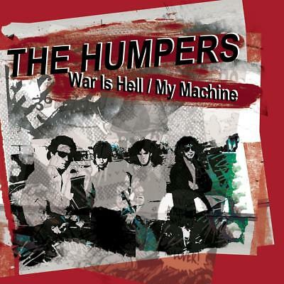 CD - The Humpers - War Is Hell/My Machine (2010) UK POST FREE