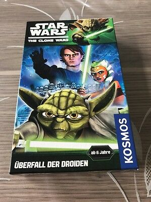 Kosmos Star Wars The Clown Wars Mitbring Spiel Neu