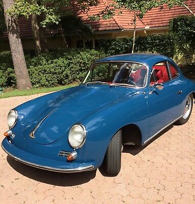 1963 Porsche 356  1963 Porche 356B Super - fully road-worthy! Like new, original condition!