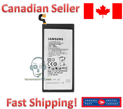Replacement Samsung Galaxy EB-BG920ABE Battery for S6 G920A G920P G920T G920V