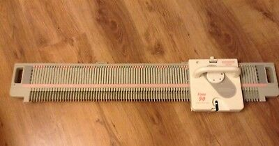Knitmaster Zippy 90 Chunky Knitting Machine unboxed