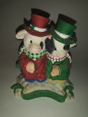 Mary's Moo Moos - 274399 - Musical - WE WISH YOU A MOOEY CHRISTMAS - Carolers