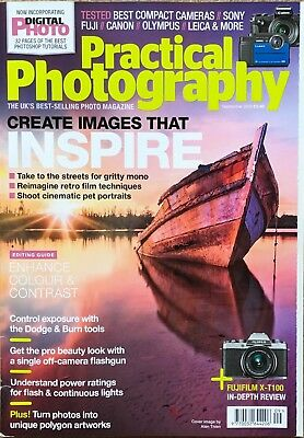 Practical Photography Magazine - September 2018