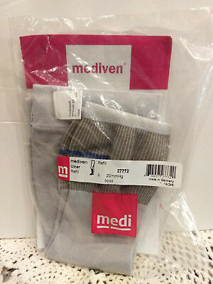 Medi Mediven Ulcer Refill Pair of Compression Stockings 20mmHg 27772 Size II